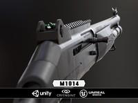 weapon 3d model
