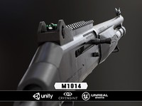 M1014 - Model & Textures