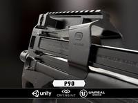 P90 - Model & Textures