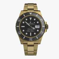 Rolex Submariner Date 2 Gold