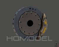 generic brake disc max