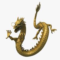 ancient dragon 3d max