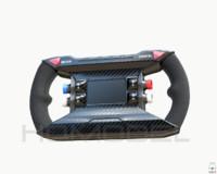 generic steer wheel sci fi 3d max