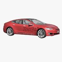 Tesla Model S 2017 L2