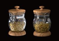 3d jar model