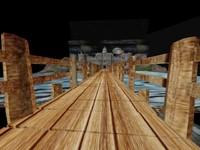 bridger 3d max