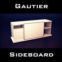 gautier urban sideboard max