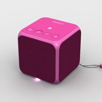 sony srs-x11 pink bluetooth 3d max