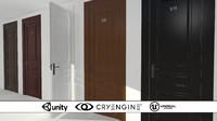 x unity doors