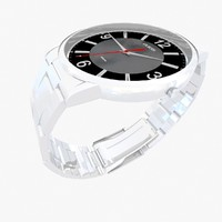 3d guess watch model