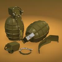 hand grenade m-dn 11 max