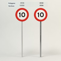 3d max speed limit-10