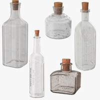 old glass bottles max