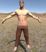 max indian archer warrior