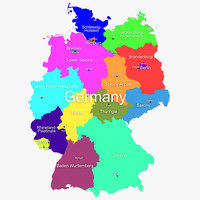 3d model germany