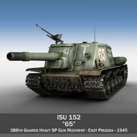 3ds - gun heavy tank