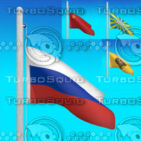 flags russia - max