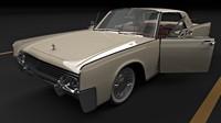 11961 Lincoln Continental