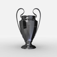 champions league cup trophy 3ds