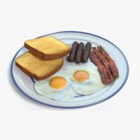 plate breakfast max