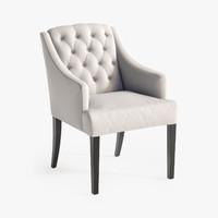 3d eichholtz dining chair lancaster