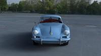 Porsche 356 HDRI