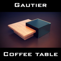 gautier manhattan coffee table x