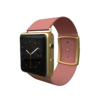 apple watch edition 38mm 3d 3ds