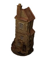 3d model realistic medieval stone house