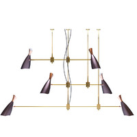 3d max duke suspension lamp