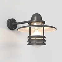 lamp norlys helsinki obj