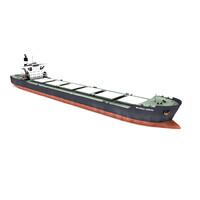 3d model bulk ship maverick genesis