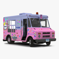 ice cream van 2 max
