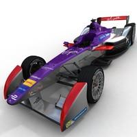 3d season 2 virgin formula model