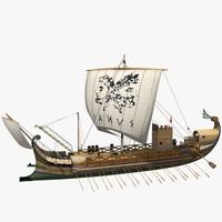 max roman war ship