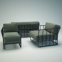Bla Station Code 27 sofa set