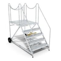 3d safety platform model