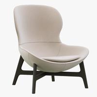 ditre italia armchair chair obj