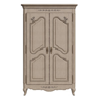 max two-door wardrobe chateau