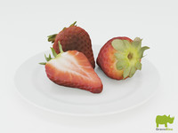 strawberries resolution 3ds