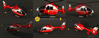 eurocopter ec-135 vs smurd 3d 3ds