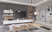 3d model scene interior corona