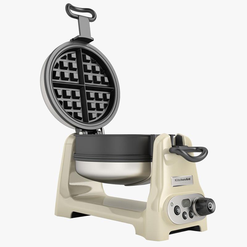 KitchenAid Artisan Waffle Iron 02_01.jpg