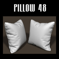 pillow interiors 3d model