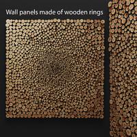 mosaic wood panel 3d max