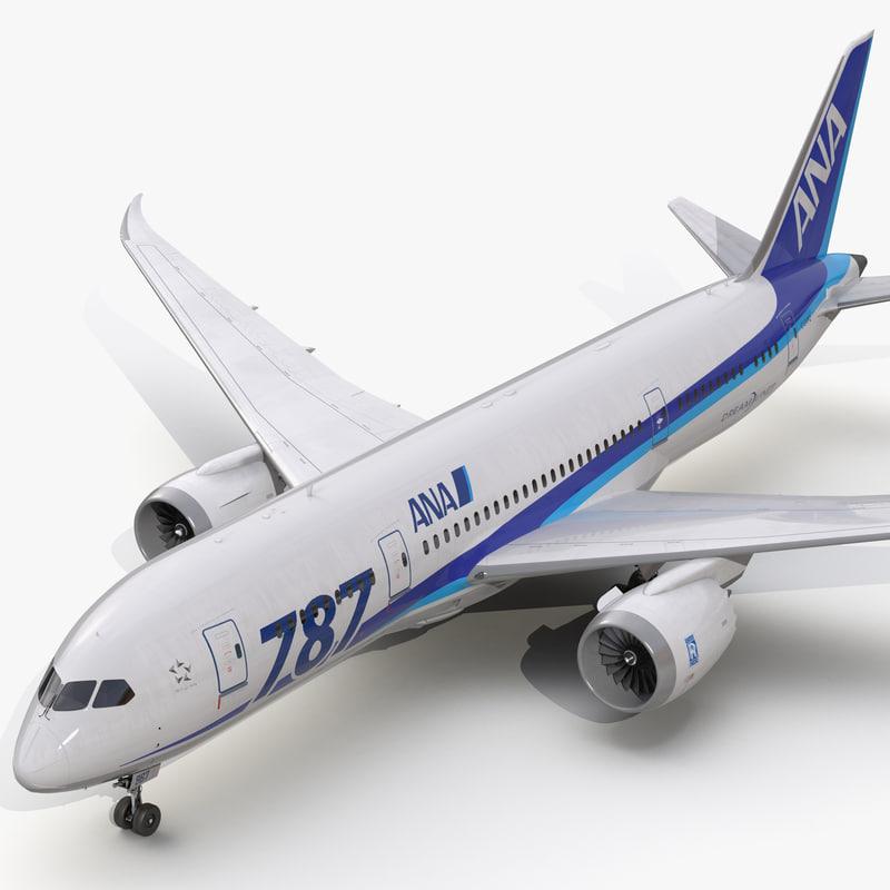 Boeing 787-8 Dreamliner All Nippon Airways 3d model 01.jpg