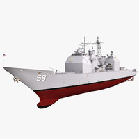 philippine sea cg 3d model