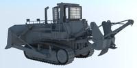 Bulldozer Chetra-T35