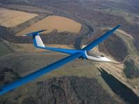 asw 22 sailplane 3d max