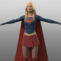 Supergirl (TV series) costume
